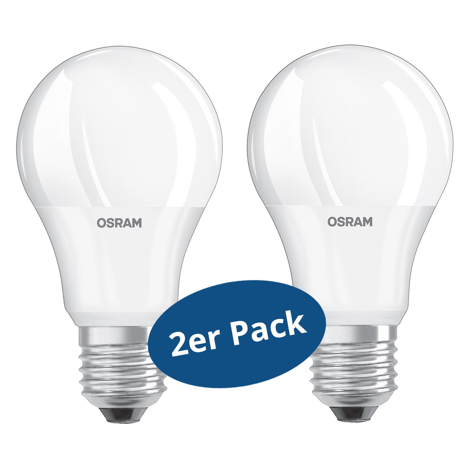 led lampe osram classic a 60 8 5w ersatz f r 60 watt 806. Black Bedroom Furniture Sets. Home Design Ideas