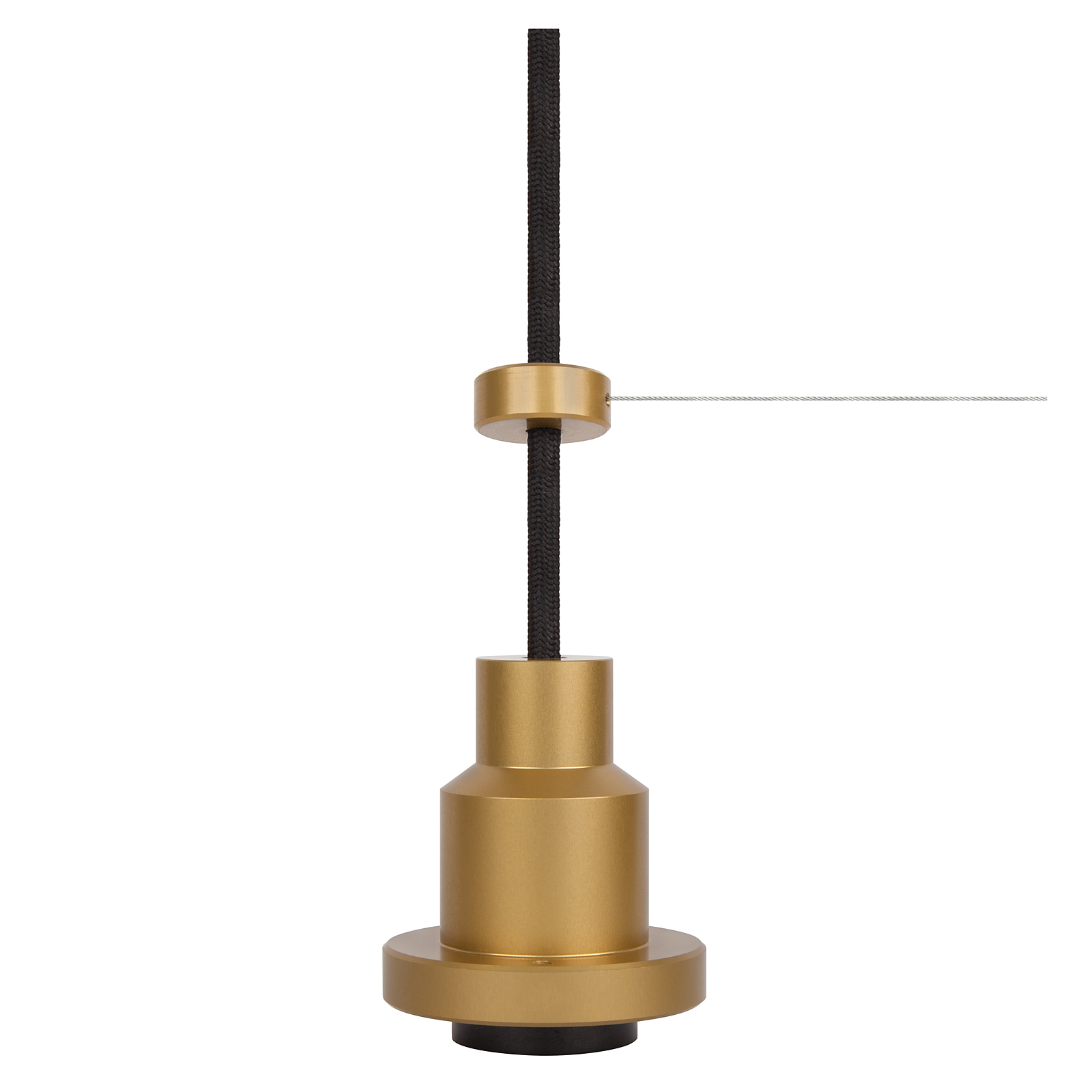 osram pendulum fassung mit kabel f r retro filament led lampen gold. Black Bedroom Furniture Sets. Home Design Ideas
