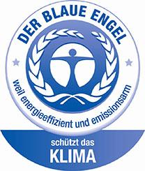 OSRAM Duo Click DimBlauer Engel Logo