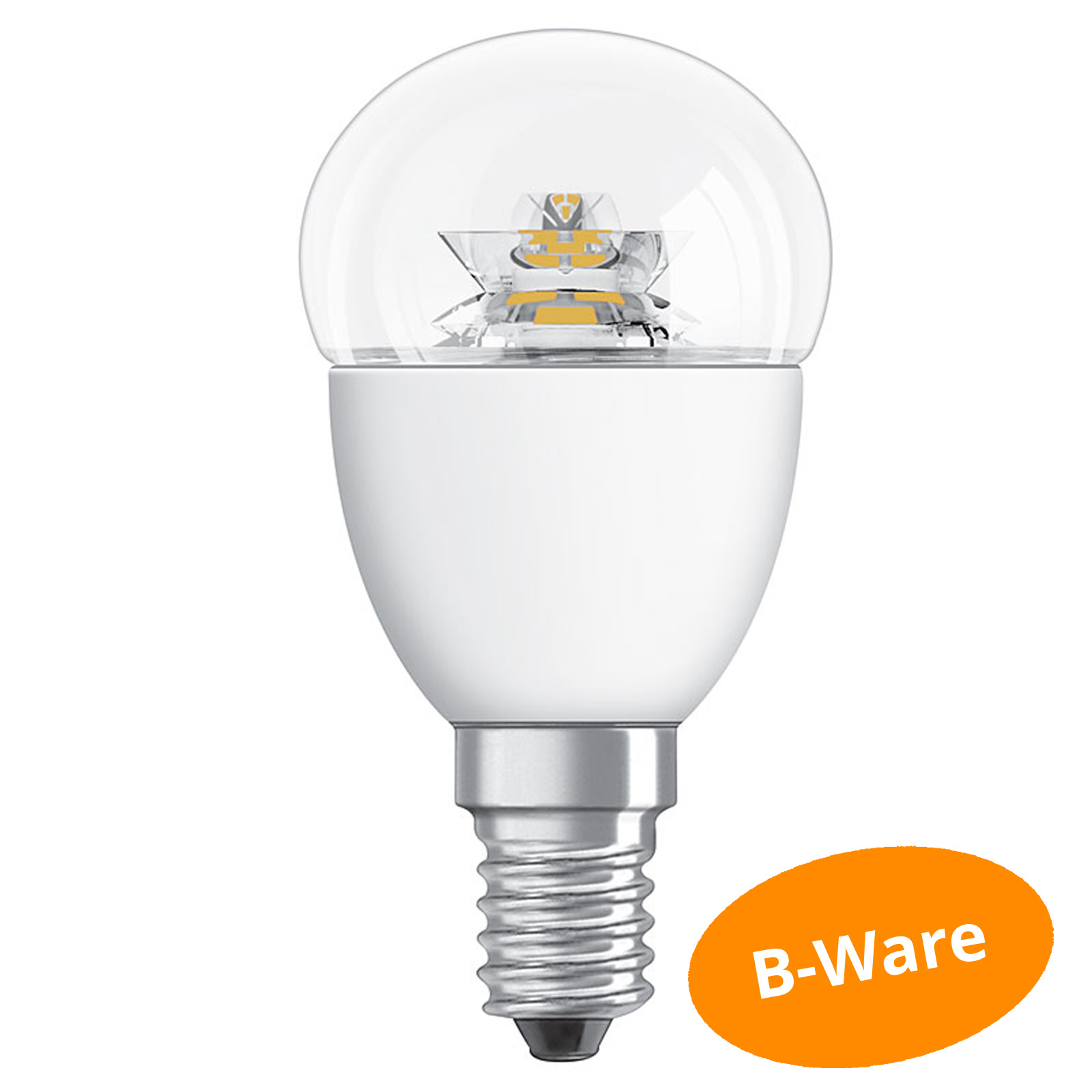 B10718-LED-Lampe-OSRAM-E14-4W-Ersatz-fuer-25-Watt-250-Lumen-warmweiss-dimmbar-1 Wunderbar Led Mr11 Gu4 Warmweiss Dekorationen