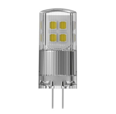 OSRAM LED SUPERSTAR PIN 20 DIMMABLE G4 2W=20W 200lm 300° warmweiß 2700K 80Ra A++