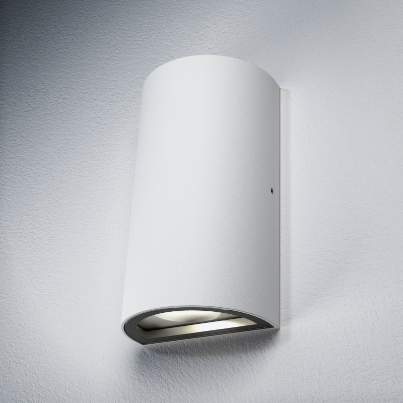osram endura style led updown leuchte 12 watt wei 710 lumen warm white 3000 k. Black Bedroom Furniture Sets. Home Design Ideas
