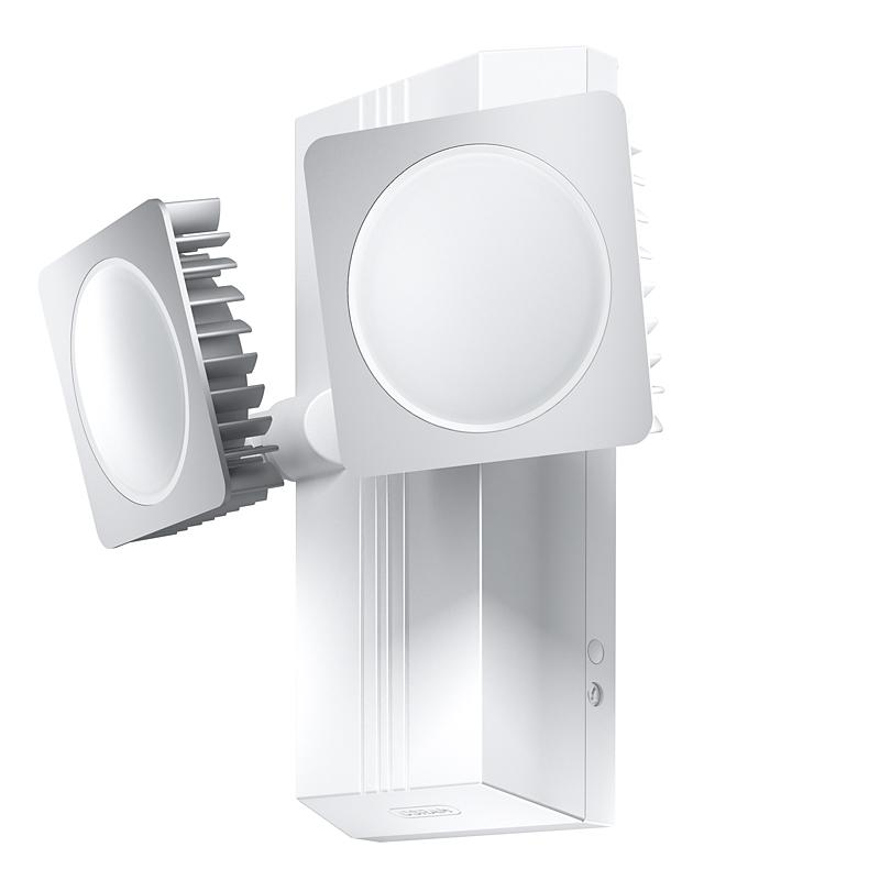 OSRAM Noxlite Smart Double Spot Außenbeleuchtung 2x7W 545 Lumen ...