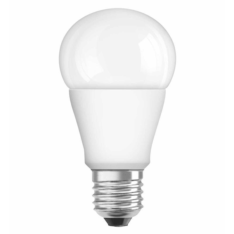 osram led star classic a 40 e27 5 watt wie 40 watt 470 lumen neutral white ebay. Black Bedroom Furniture Sets. Home Design Ideas
