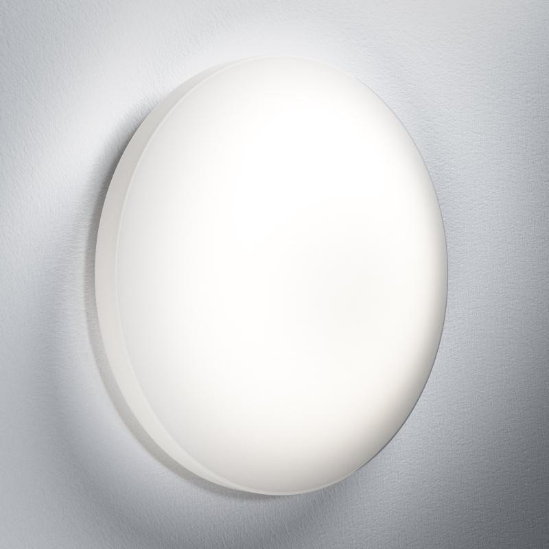 osram silara pure led wand deckenleuchte 10w warm white 3000k 700lm 25 cm wei ebay. Black Bedroom Furniture Sets. Home Design Ideas