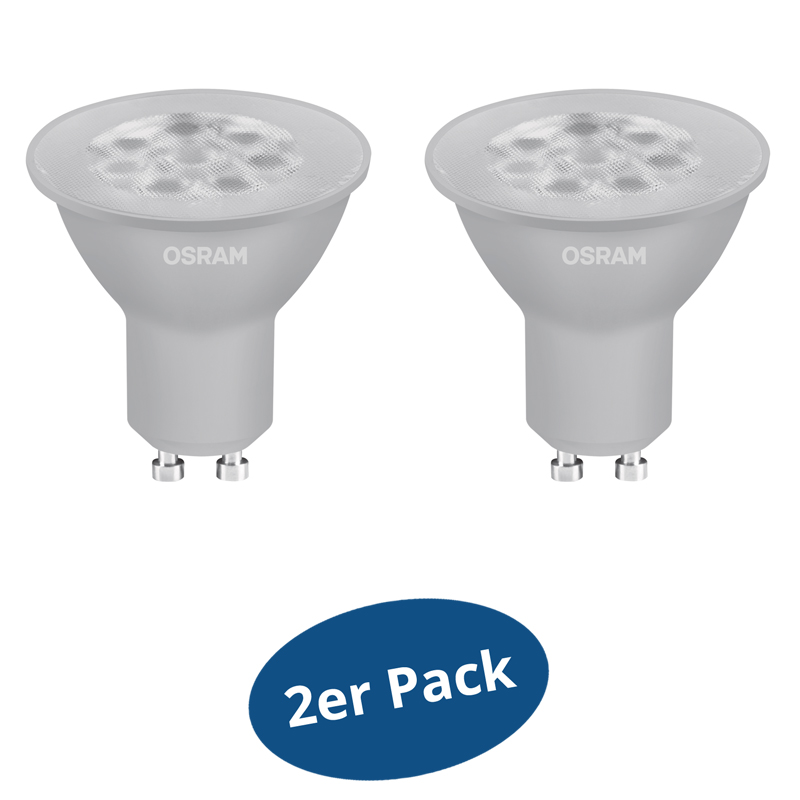 2er pack osram osram led relax active par16 50 36 gu10 5 w 50 watt 350 lm ebay. Black Bedroom Furniture Sets. Home Design Ideas