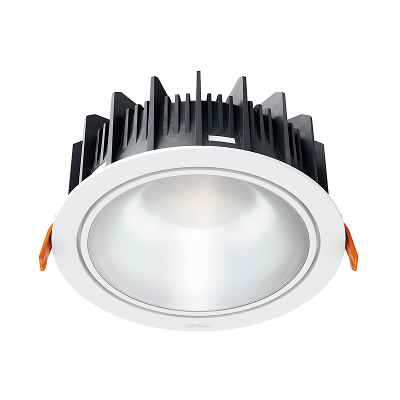 led einbaustrahler osram ledvance downlight l 12w ersatz. Black Bedroom Furniture Sets. Home Design Ideas