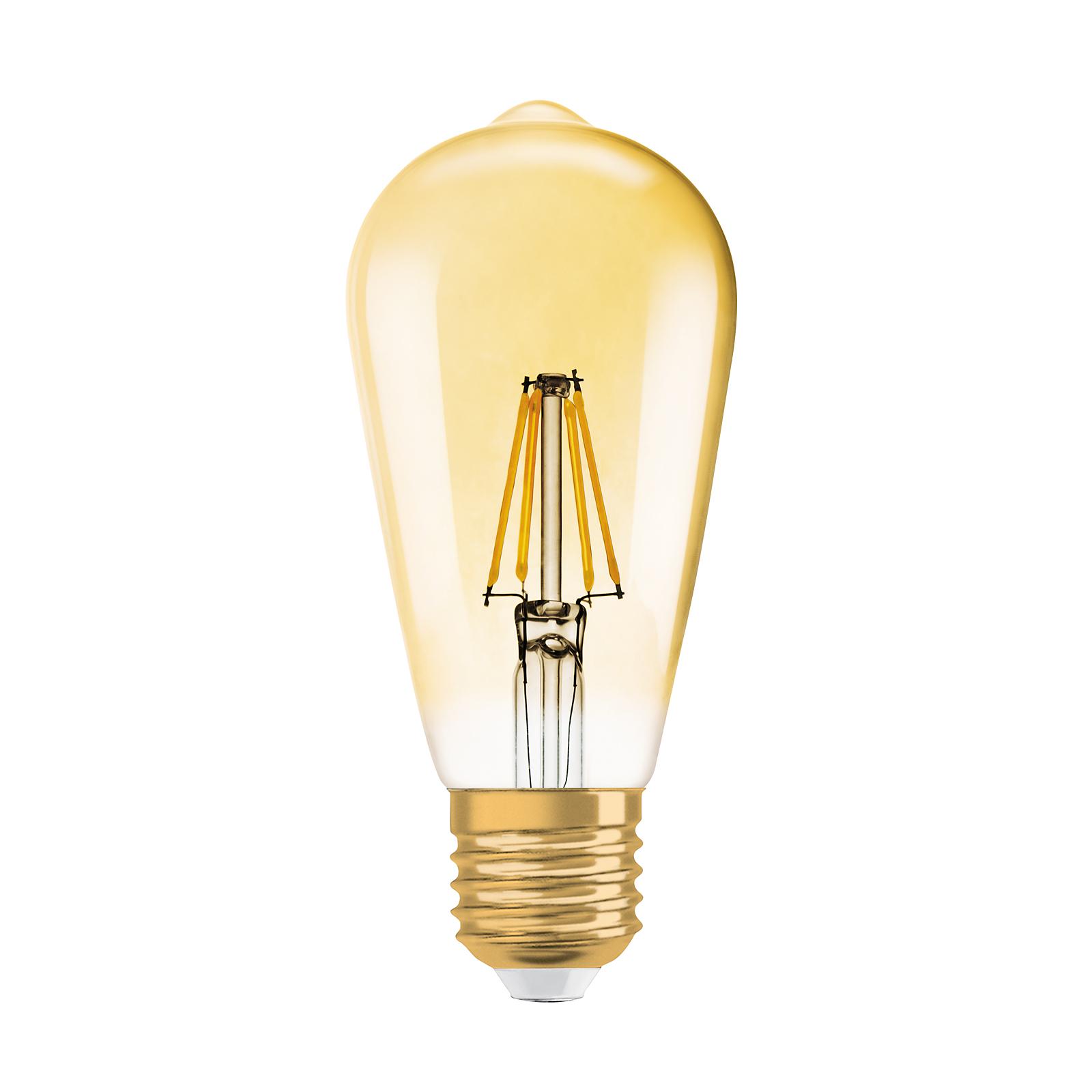 Led lampen e27 afdecker led lampen e27 osram led lampe edition 1906 e27 4w edison 35 w parisarafo Images