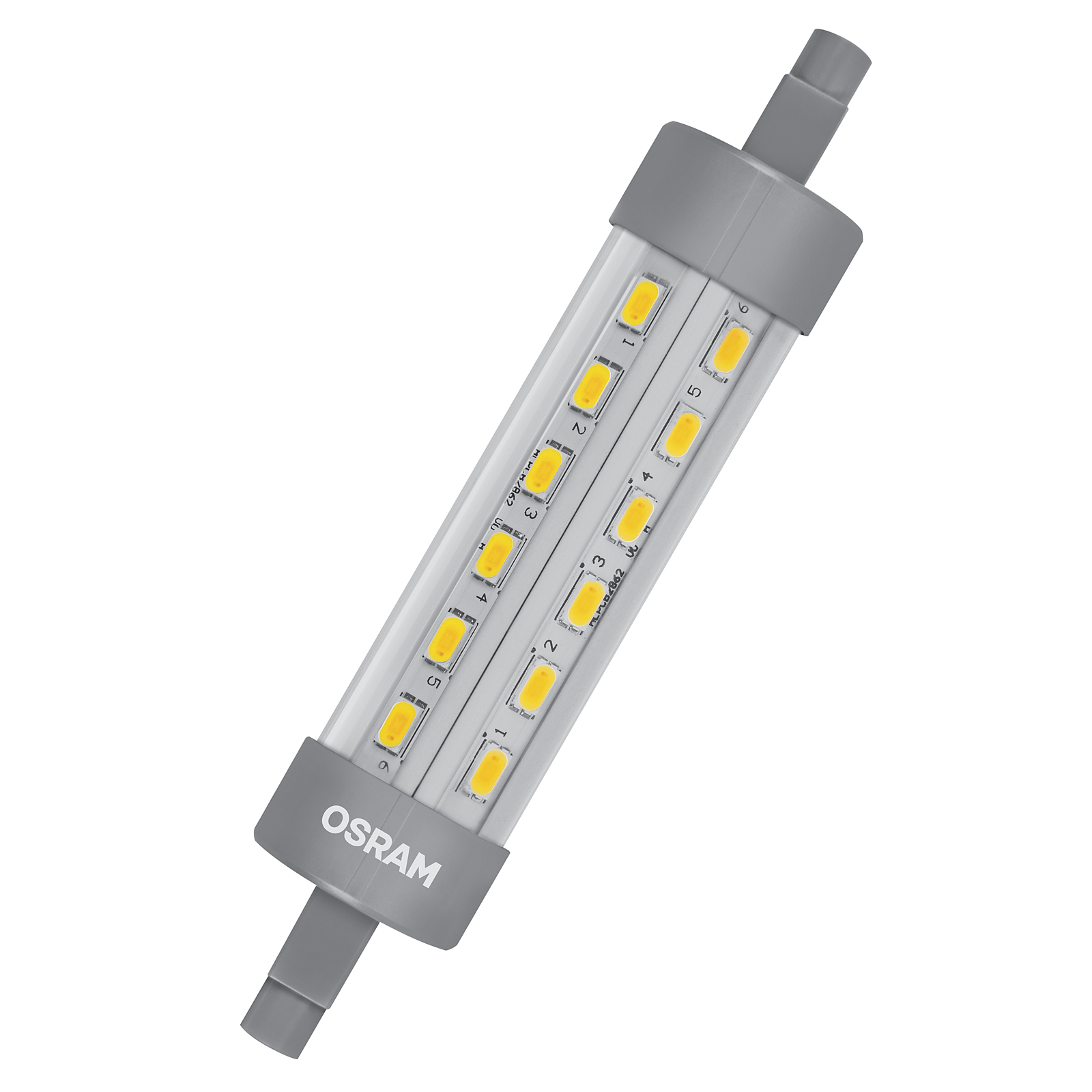 10947-OSRAM-LED-STAR-LINE-R7s-9W-ersetzt-75-Watt-1055-lm-warmweiss-Laenge-118-mm-1 Wunderbar Led Mr11 Gu4 Warmweiss Dekorationen