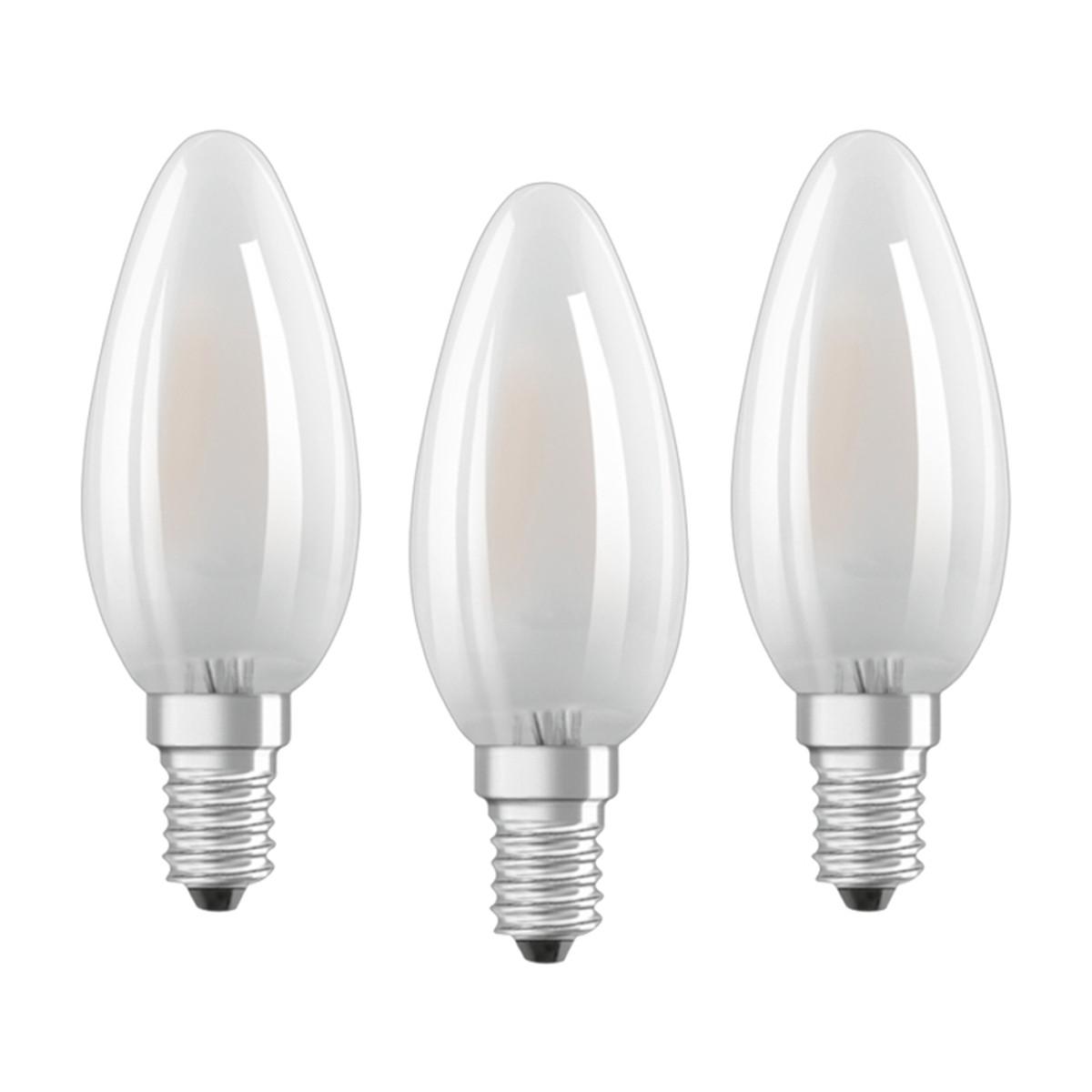 470 lm E27 4W ersetzt 40W Warmweiß 2700 K 10x Neolux LED-Lampe