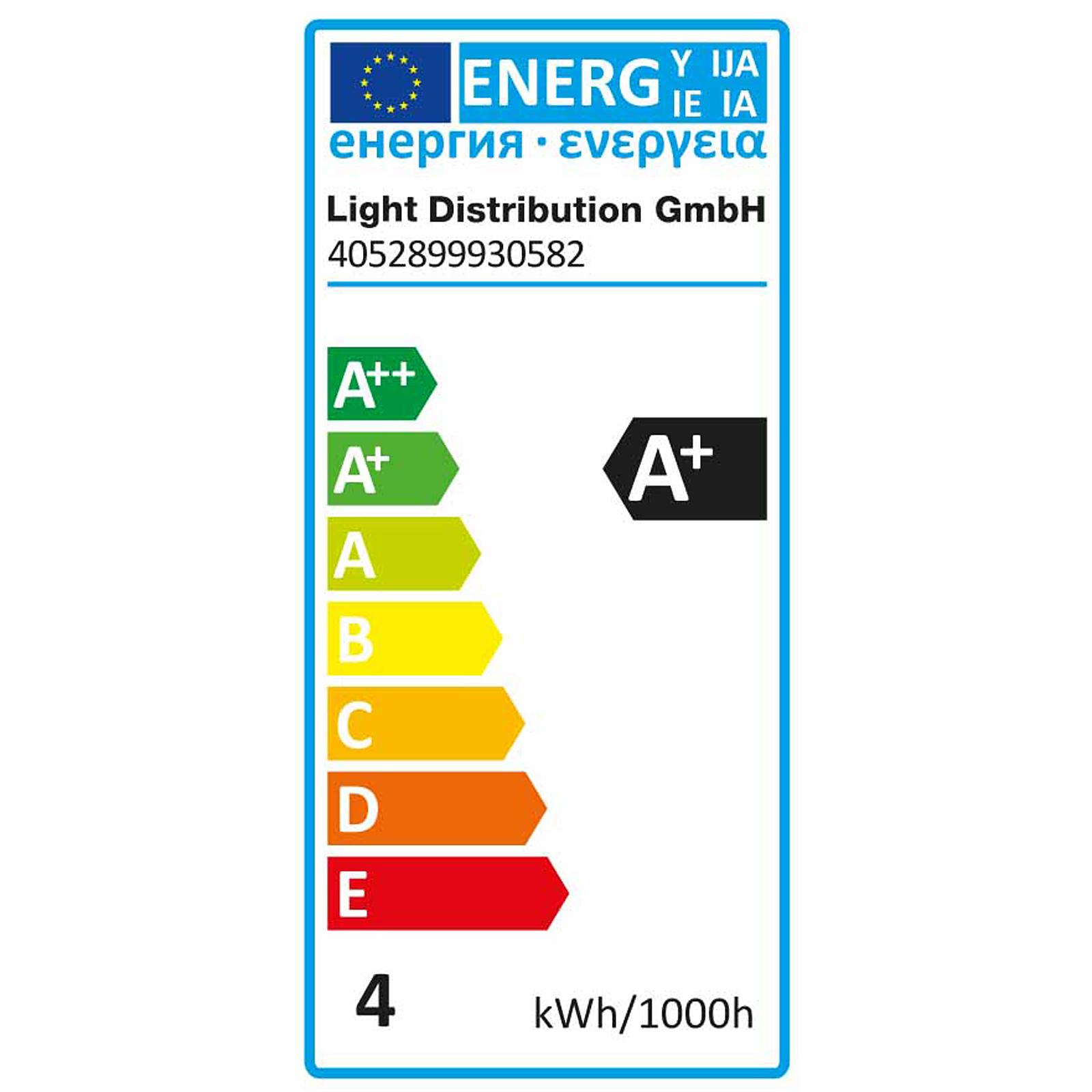 neolux led spot gu10 par16 4w ersatz f r 35 watt 230 lumen 36 warmwei ebay. Black Bedroom Furniture Sets. Home Design Ideas