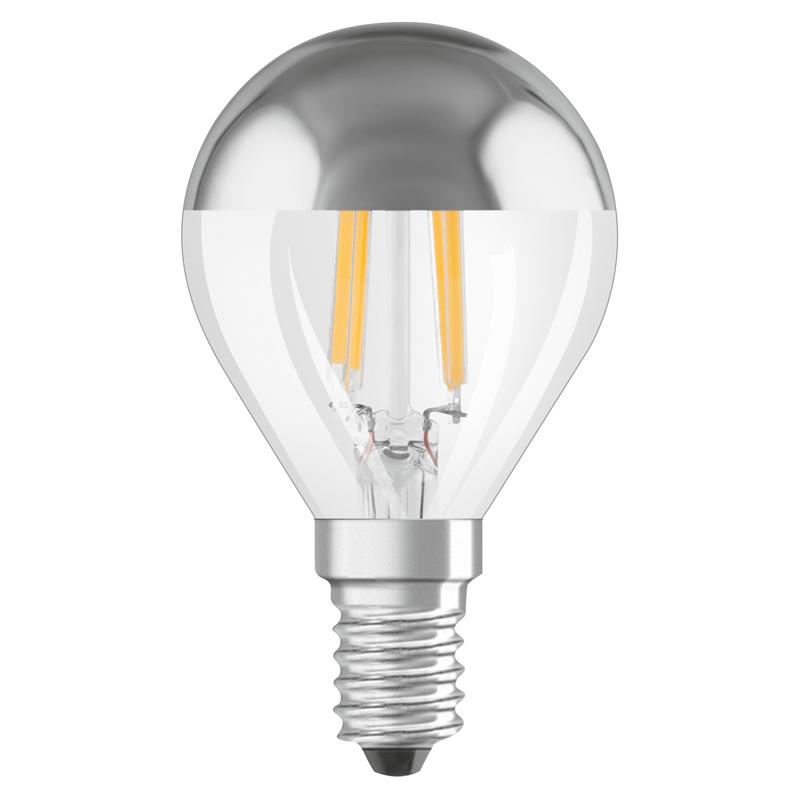 osram led star classic p kopfspiegellampe e14 4w 34w 380. Black Bedroom Furniture Sets. Home Design Ideas