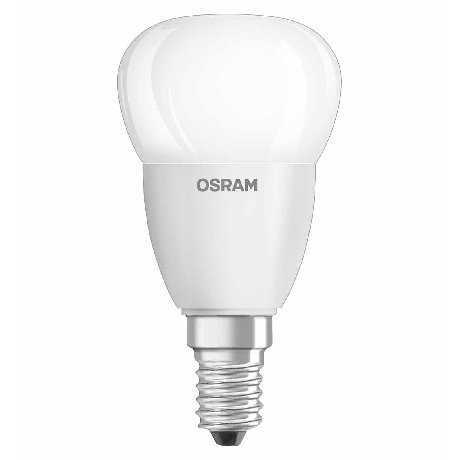 osram led star classic p 40 e14 5 7 watt ersatz f r 40 watt 470 lumen warmwei. Black Bedroom Furniture Sets. Home Design Ideas