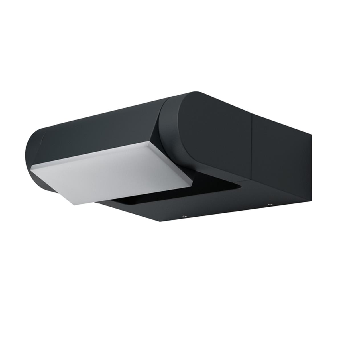 osram endura style led spot square 8 watt 5 4 cm. Black Bedroom Furniture Sets. Home Design Ideas