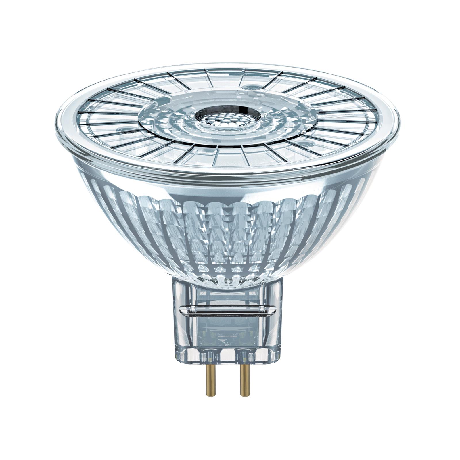 osram parathom pro mr16 gu5 3 5w 20 watt 230lm 36 warmwei dimmbar 90 ra ebay. Black Bedroom Furniture Sets. Home Design Ideas