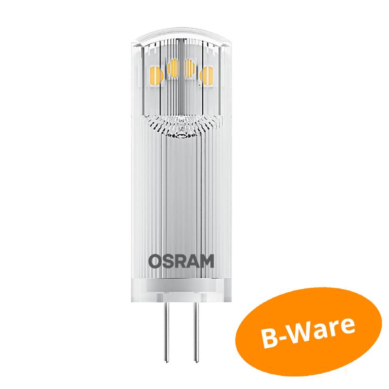 osram led star pin g4 1 8watt wie 20 watt 200 lumen warm white 2700 kelvin a ebay. Black Bedroom Furniture Sets. Home Design Ideas