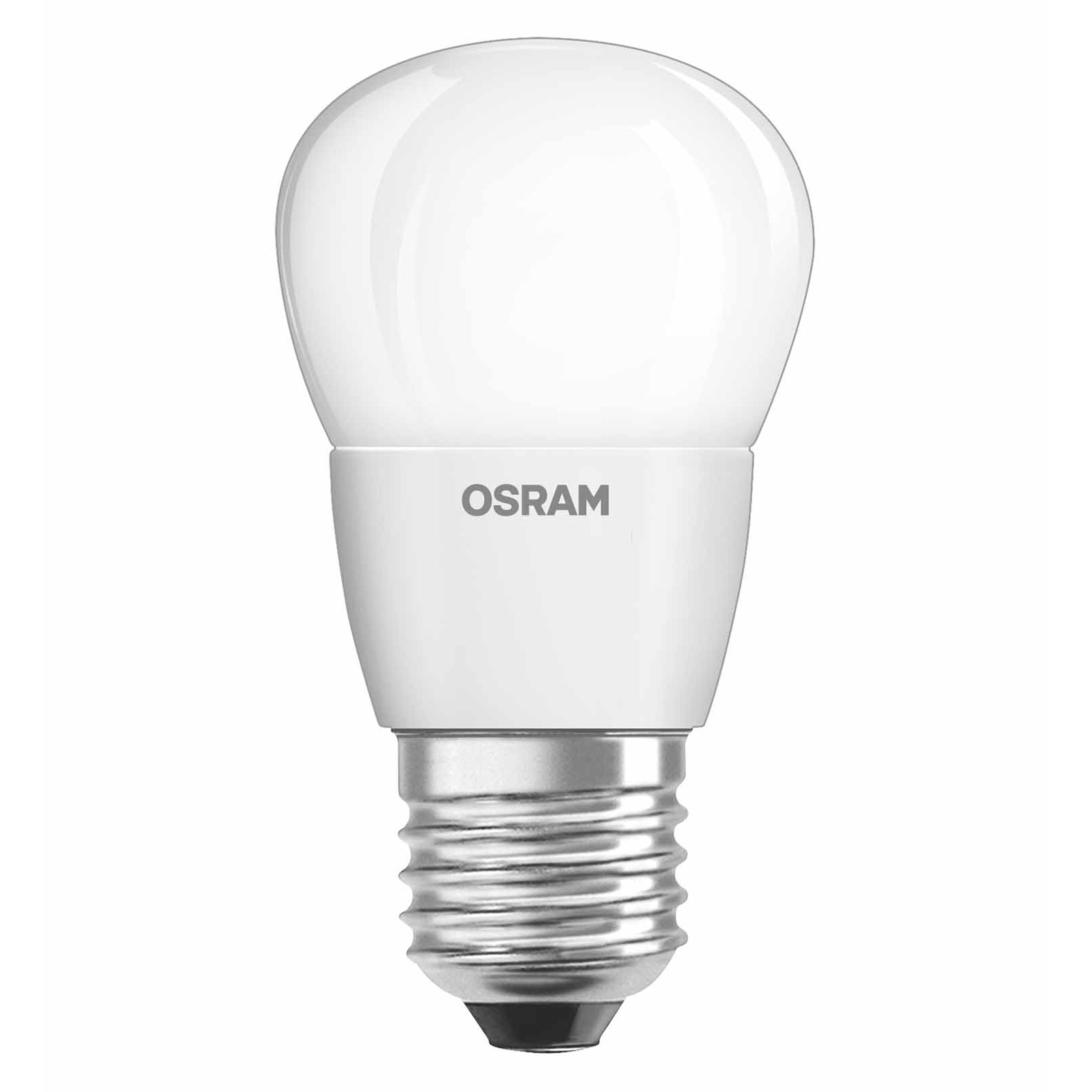 osram led superstar classic p 25 e27 3 2 w wie 25 w 250 lumen warmwei dimmbar 4052899911420. Black Bedroom Furniture Sets. Home Design Ideas