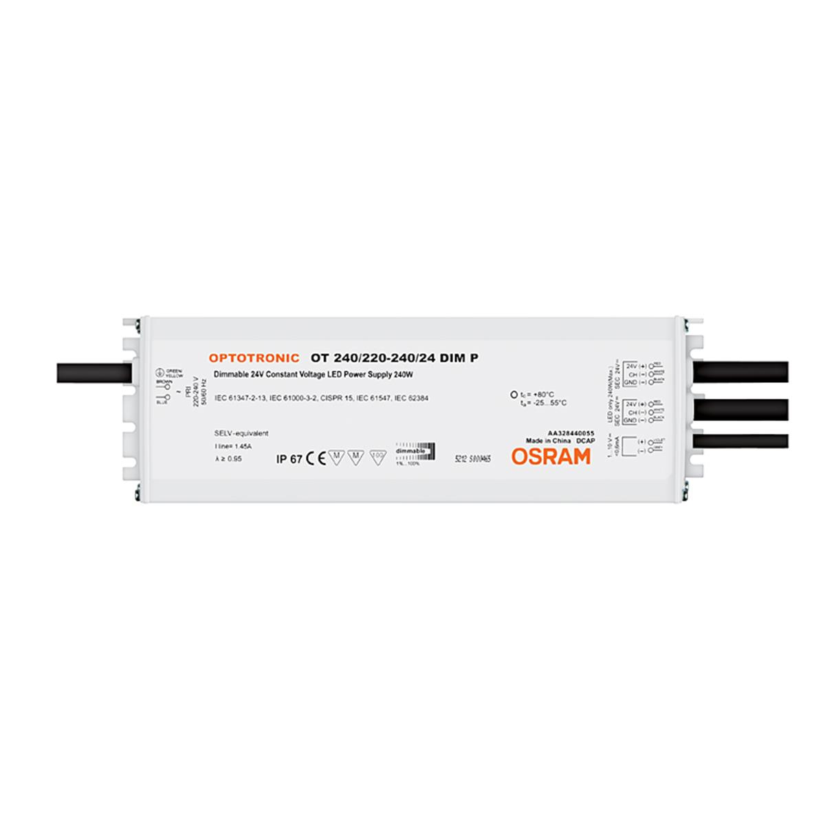 OSRAM OPTOTRONIC® OT 240/220-240/24 DIM P ...