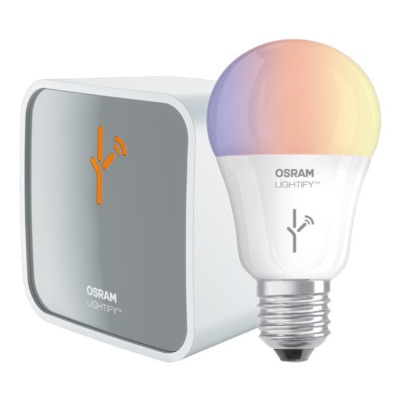 OSRAM Lightify Smart Home Starter Kit RGBW - Tunable White