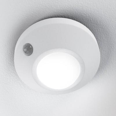 OSRAM NIGHTLUX Ceiling LED-Leuchte Sensor Weiß Bewegungsmelder cool ...
