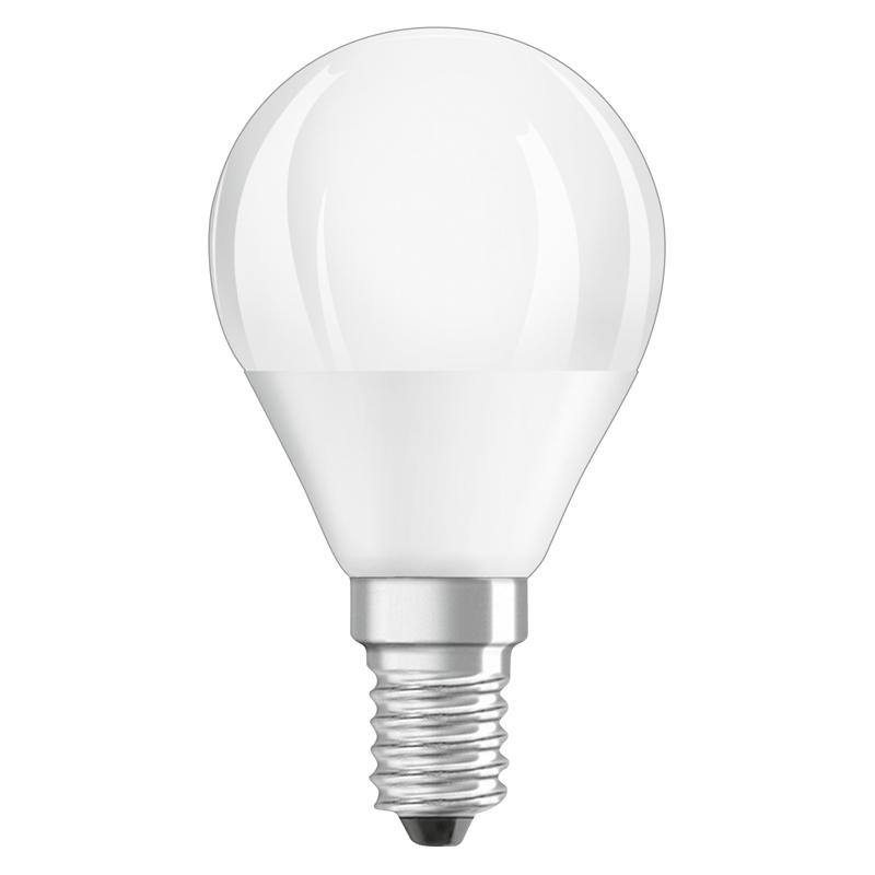 OSRAM LED RELAX & ACTIVE Classic P 40 E14 5 Watt (ersetzt 40 Watt ...
