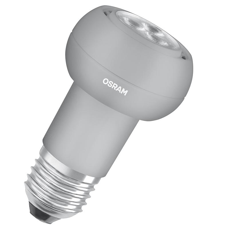 led spot osram e27 4w ersatz f r 40 watt 230 lumen 30. Black Bedroom Furniture Sets. Home Design Ideas