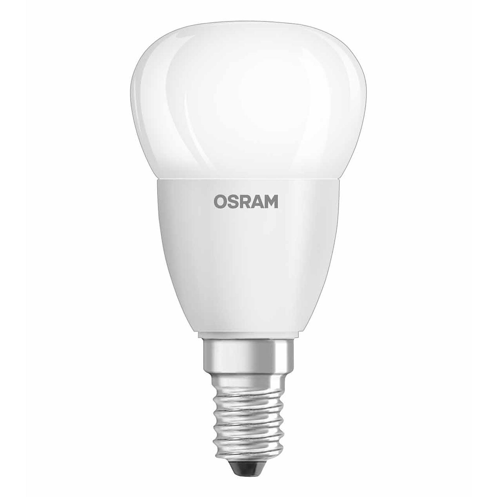 Led lampe osram e14 3 3w ersatz f r 25 watt 250 lumen for Led lampen 0 3 watt