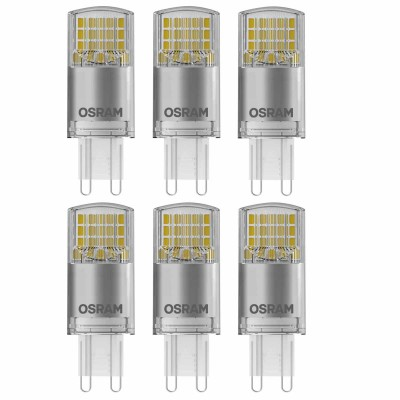 OSRAM LED SUPERSTAR PIN 32 DIMMABLE 300° G9 3 5W=32W 350lm warm