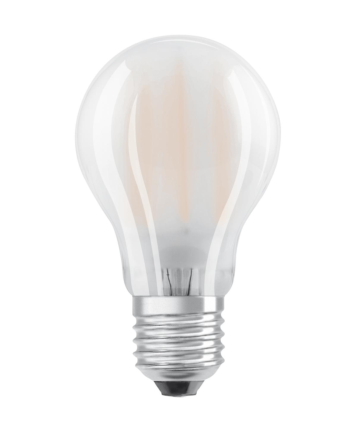 1x Philips Leuchtmittel LED-Lampe 6,5W=40W E27 2700K WarmWhite 470lm Birnenform