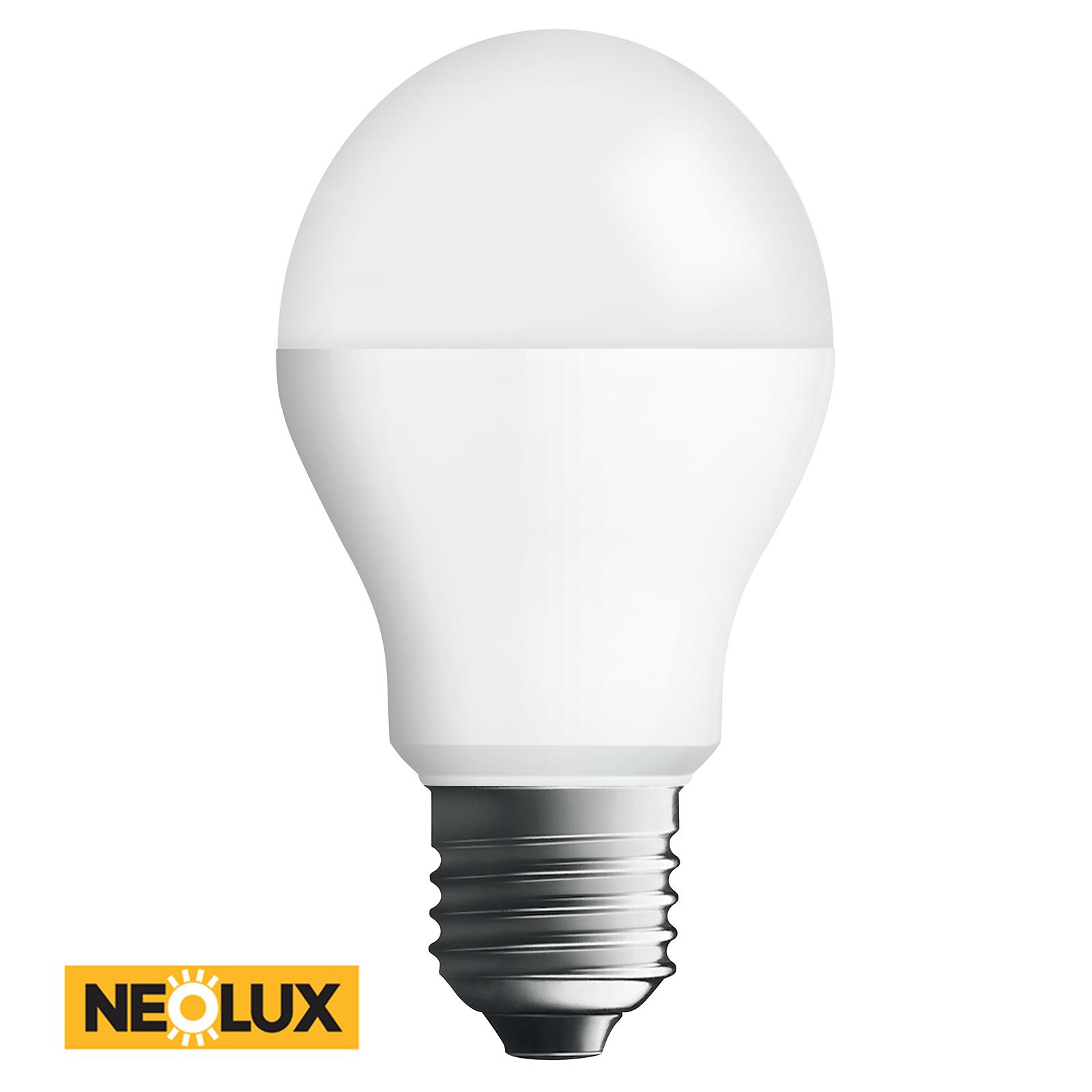 neolux led lampe e27 5 5w ersatz f r 40 watt 470 lumen. Black Bedroom Furniture Sets. Home Design Ideas