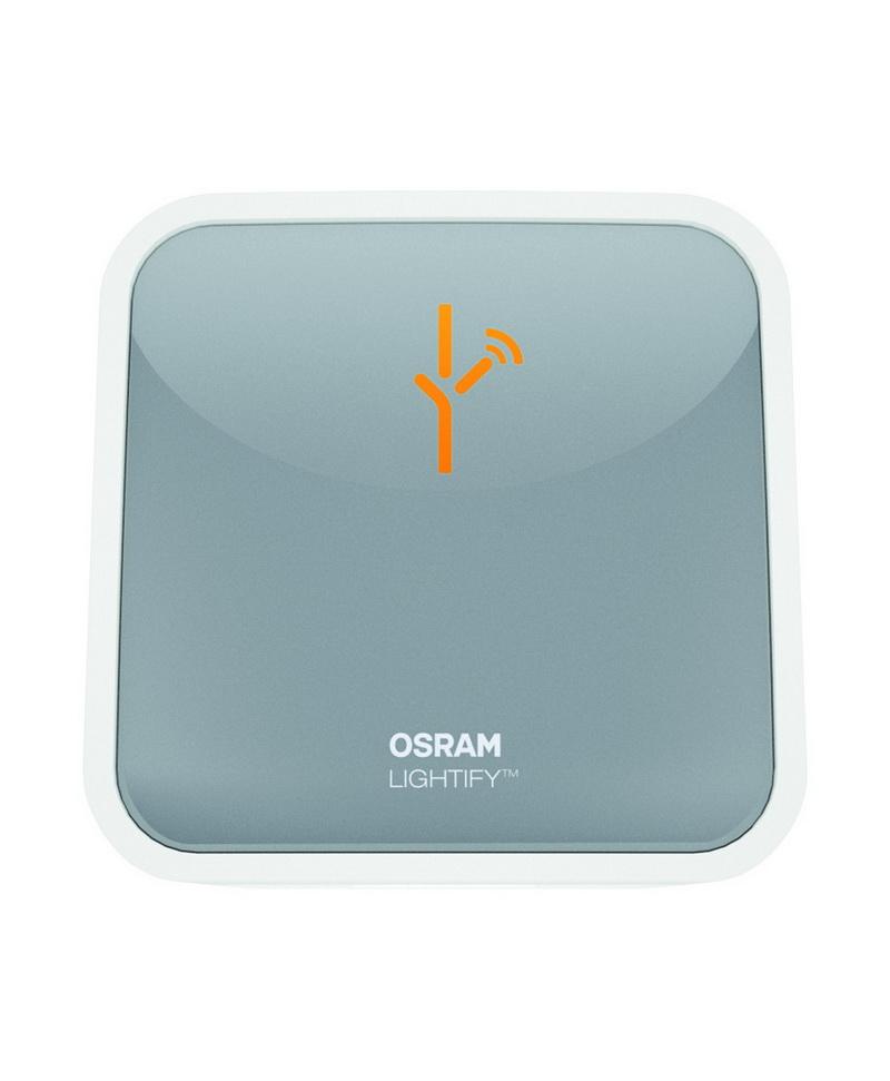 osram lightify smart home wlan gateway bridge f r max 50 lightify leuchtmittel ebay. Black Bedroom Furniture Sets. Home Design Ideas