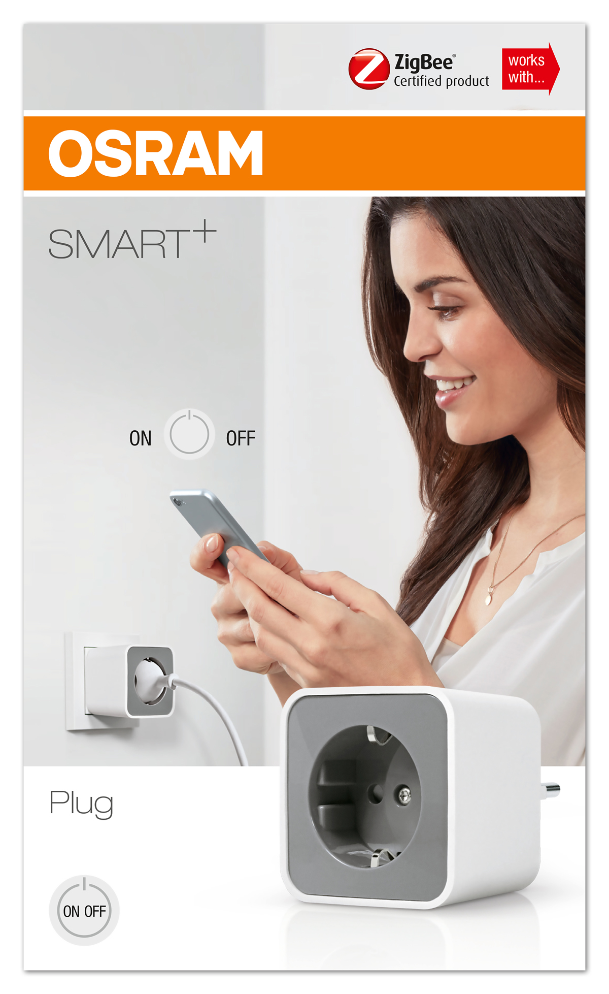 osram lightify smart plug smart home wlan funksteckdose mit repeaterfunktion ebay. Black Bedroom Furniture Sets. Home Design Ideas