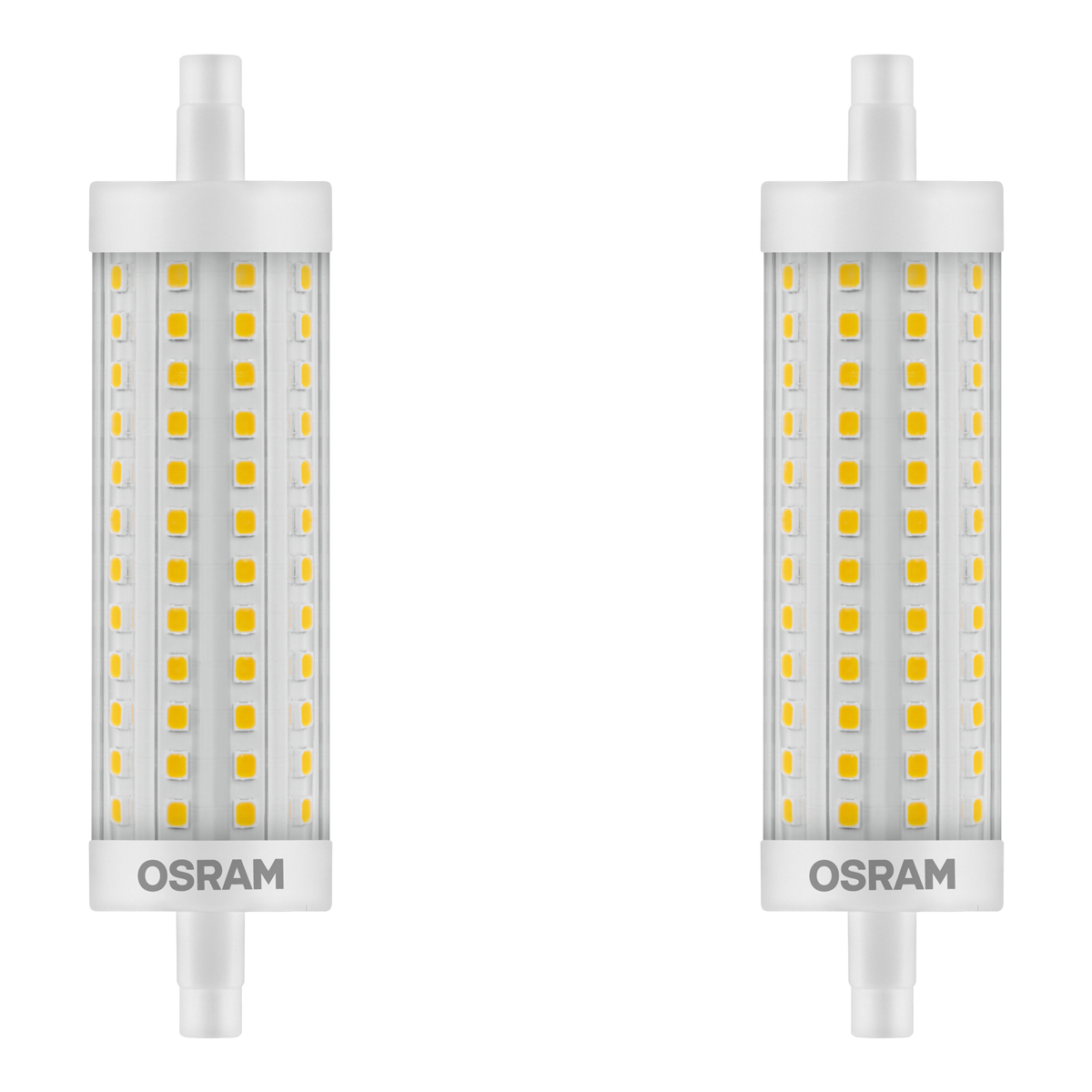Bellalux LED-Röhre R7s Stablampe klar 12,5W=100W 1521 lm Stabform