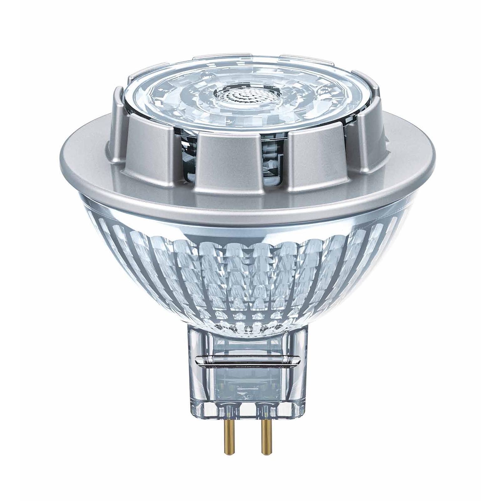 osram led star mr16 gu5 3 7 2 watt ersetzt 50 watt 621 lm 36 neutral wei. Black Bedroom Furniture Sets. Home Design Ideas
