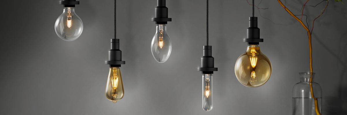 retro filament led lampen led lampen. Black Bedroom Furniture Sets. Home Design Ideas