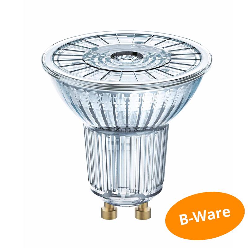 osram led superstar par16 gu10 3 watt wie 35 watt 230 lm 36 kaltwei dimmbar. Black Bedroom Furniture Sets. Home Design Ideas