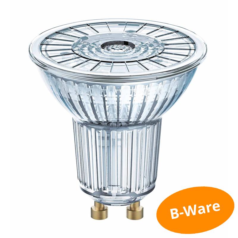 osram led glas spot gu10 4 6w wie 50 watt 350 lm 36. Black Bedroom Furniture Sets. Home Design Ideas