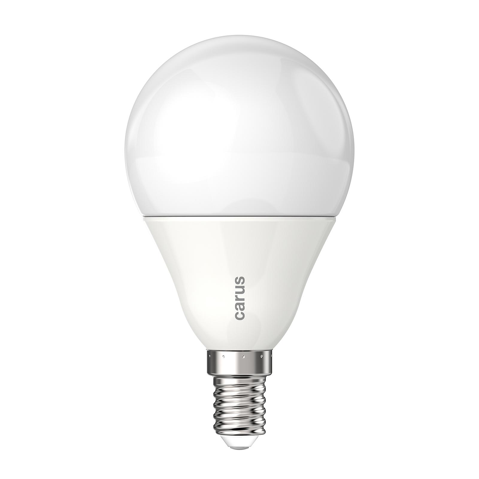 11009-CARUS-LED-Lampe-E14-63W-ersetzt-32-Watt-400-Lumen-warmweiss-dimmbar-90-Ra-1 Spannende Welche Lampen Sind Dimmbar Dekorationen