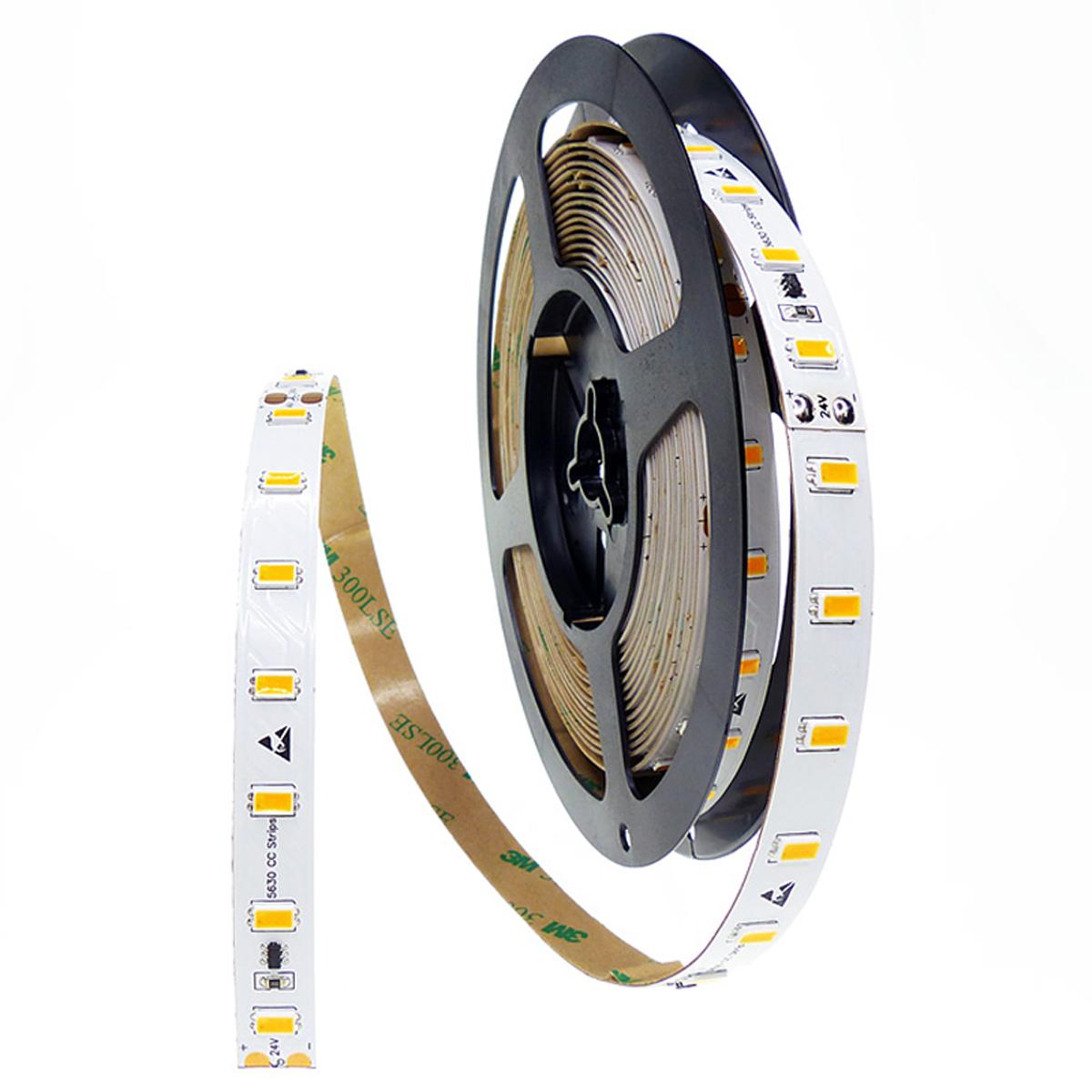 LED-STREIFEN HIGH QUALITY 350 SAMSUNG LED 9000lm//5m warm white 2700K A 5m Rolle