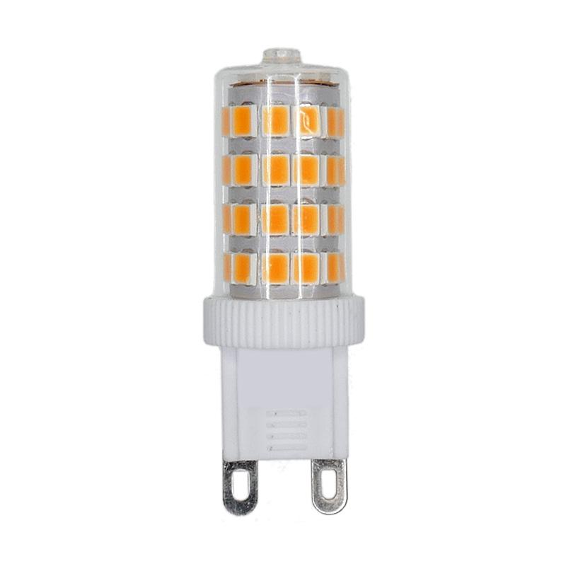 Led pin brileda g9 3 5w ersatz f r 28 watt 300 lumen for Led lampen 0 3 watt