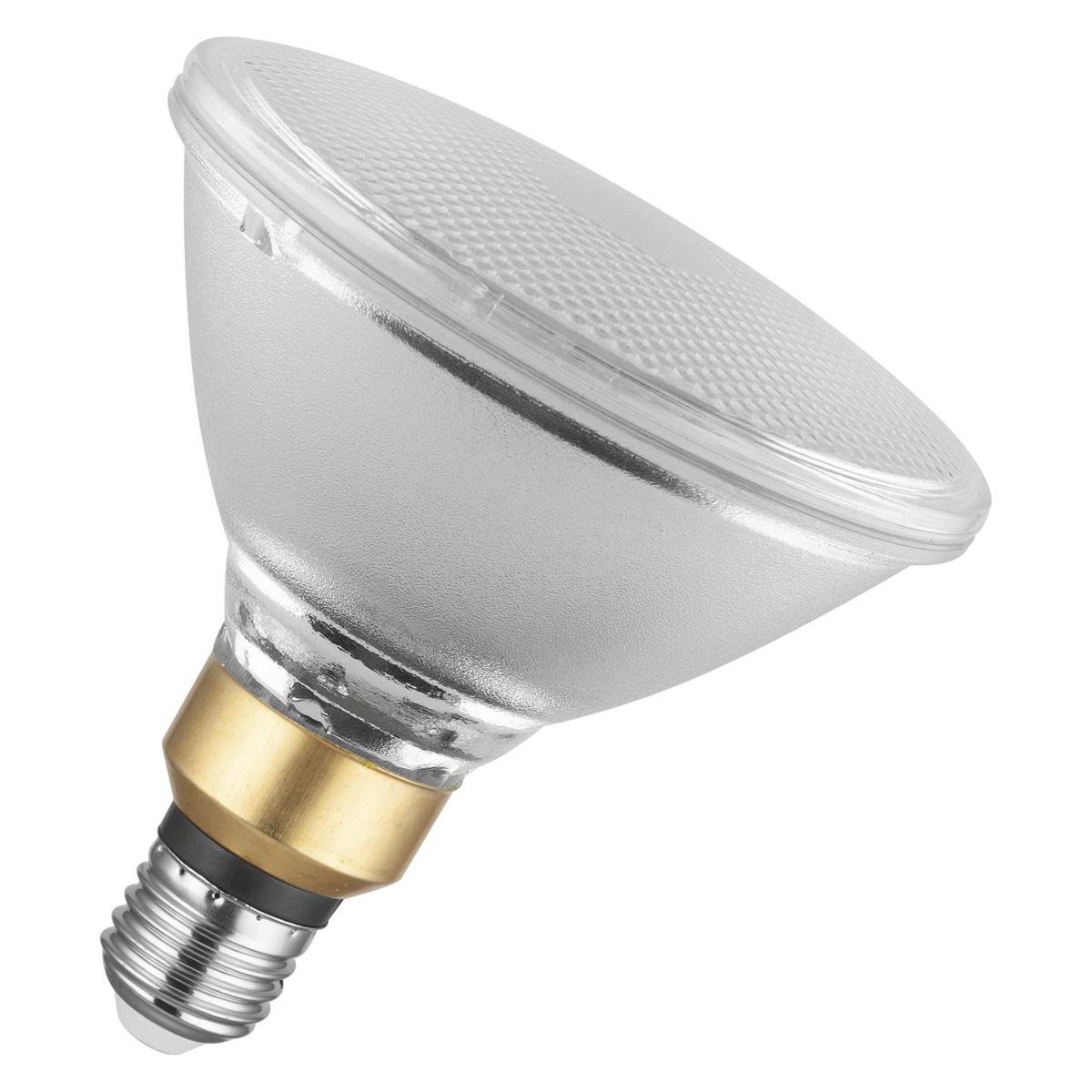 OSRAM PARATHOM PAR38 LED SPOT 15° IP65 E27 12,5W=120W 1035lm warm white 2700K A+