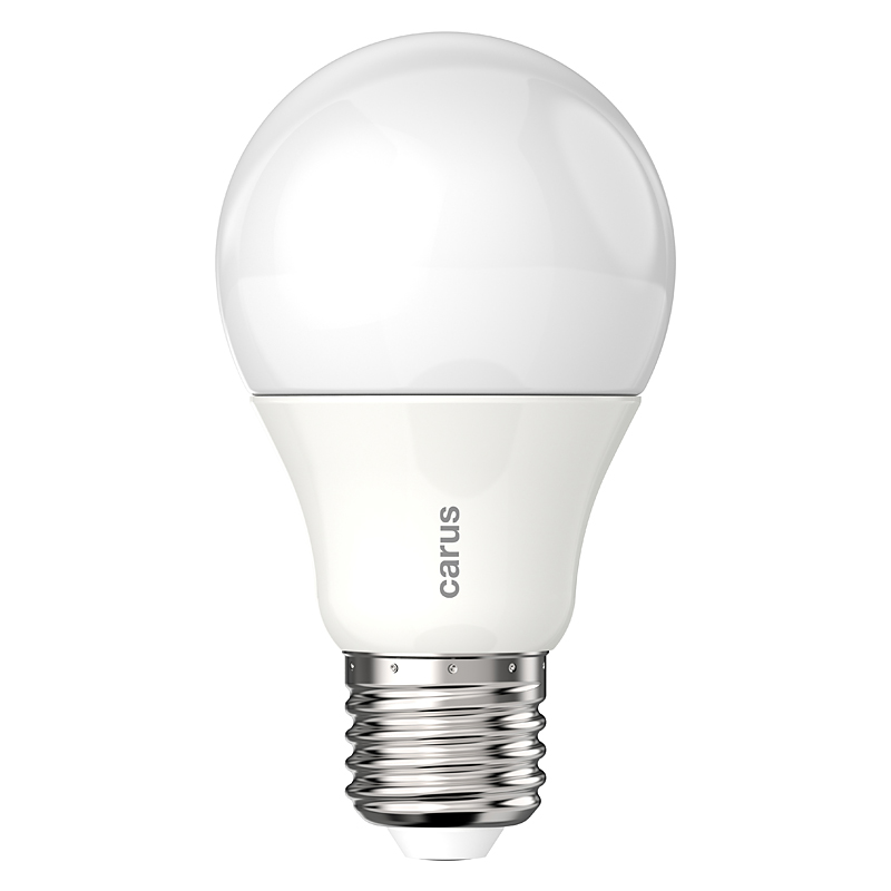 CARUS TAGESLICHT LED LAMPE MATT E27 8,6Wu003d48W 600lm 4500K Dimmbar 95 Ra  Germany | LED.de
