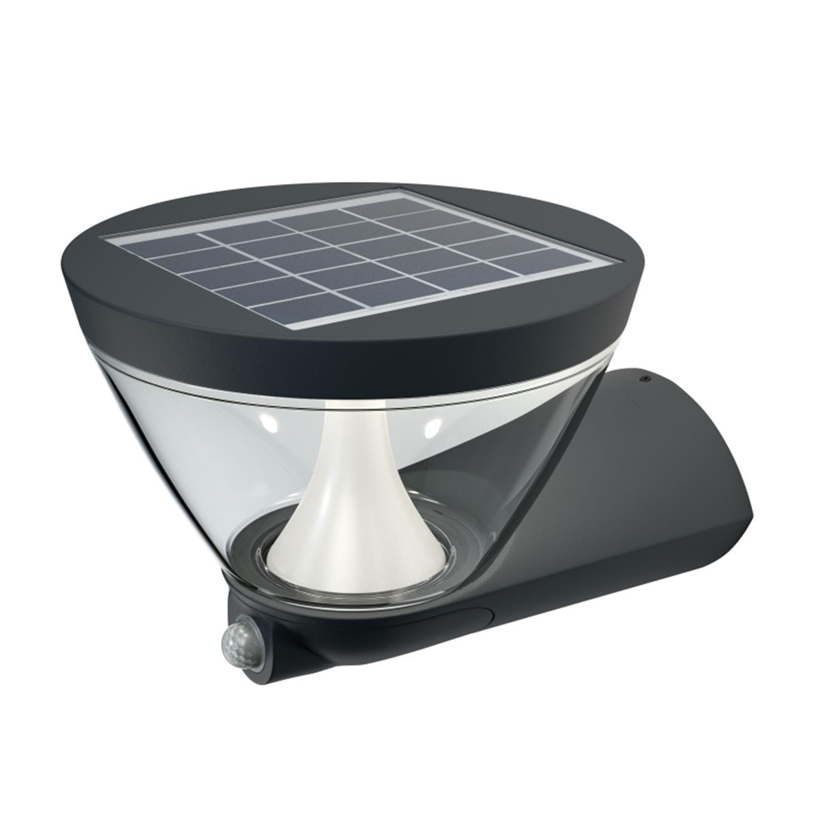 osram endura style led lantern solar sensor 5w 340lm. Black Bedroom Furniture Sets. Home Design Ideas