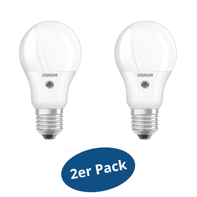 Lampe Mit Sensor : led lampen osram daylight sensor led lampen mit ~ Watch28wear.com Haus und Dekorationen