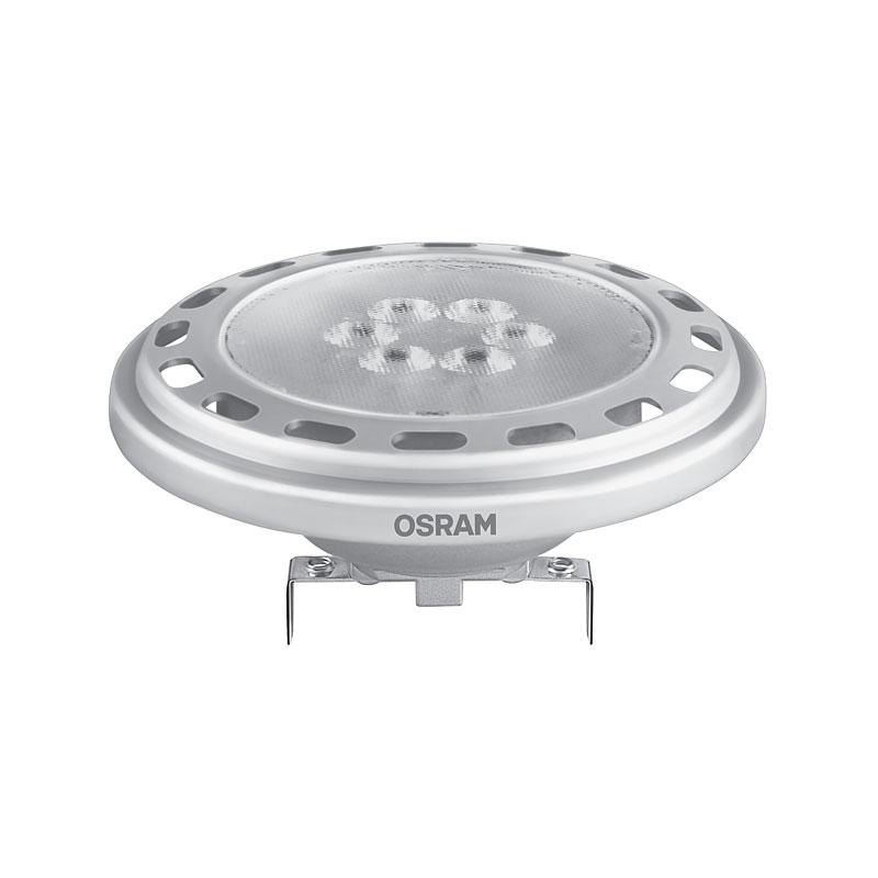 osram led spot parathompro ar111 g53 7 2w wie 50 watt. Black Bedroom Furniture Sets. Home Design Ideas