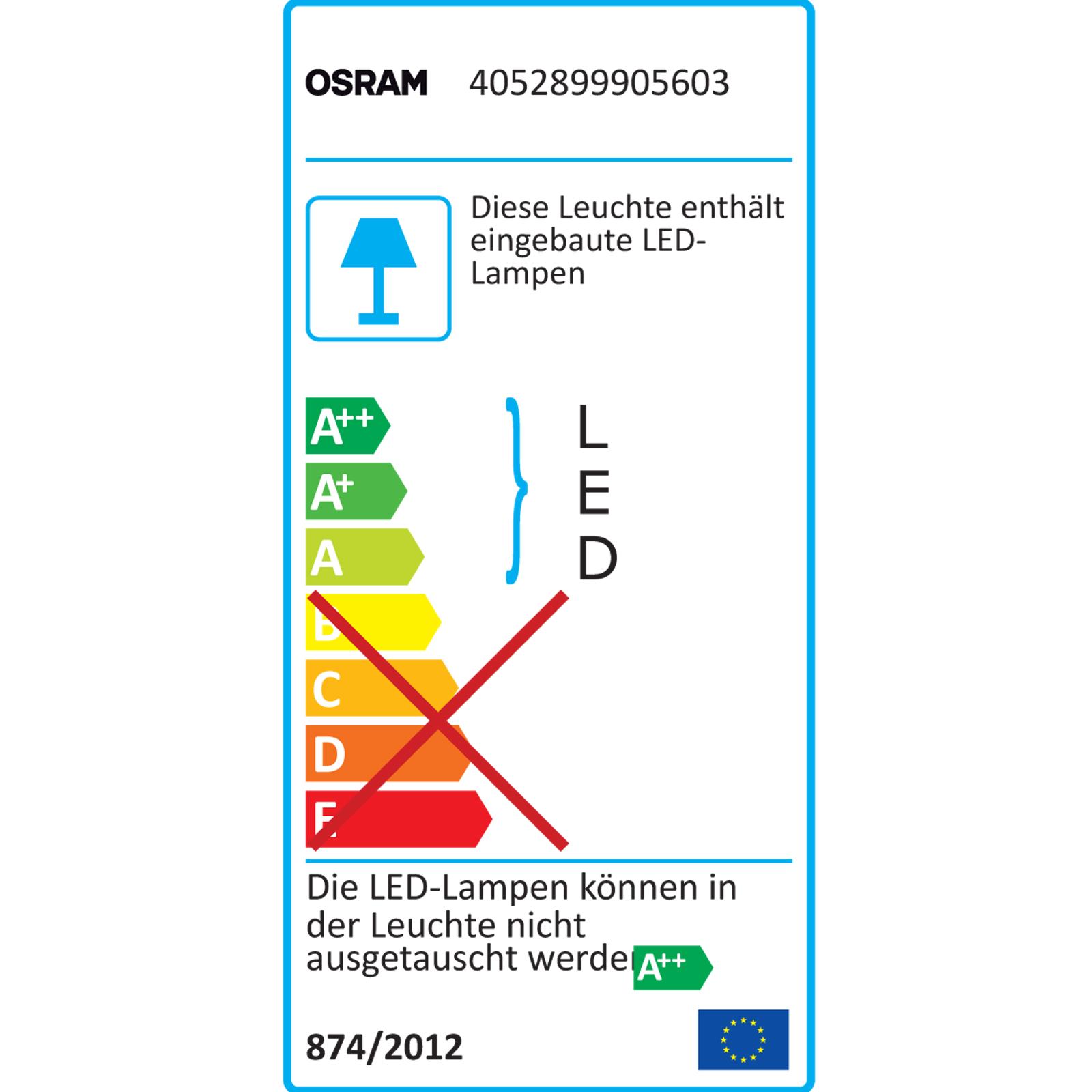 osram noxlite led hp floodlight 23 watt 3000k 2 bewegungsmelder schwenkbar grau ebay. Black Bedroom Furniture Sets. Home Design Ideas