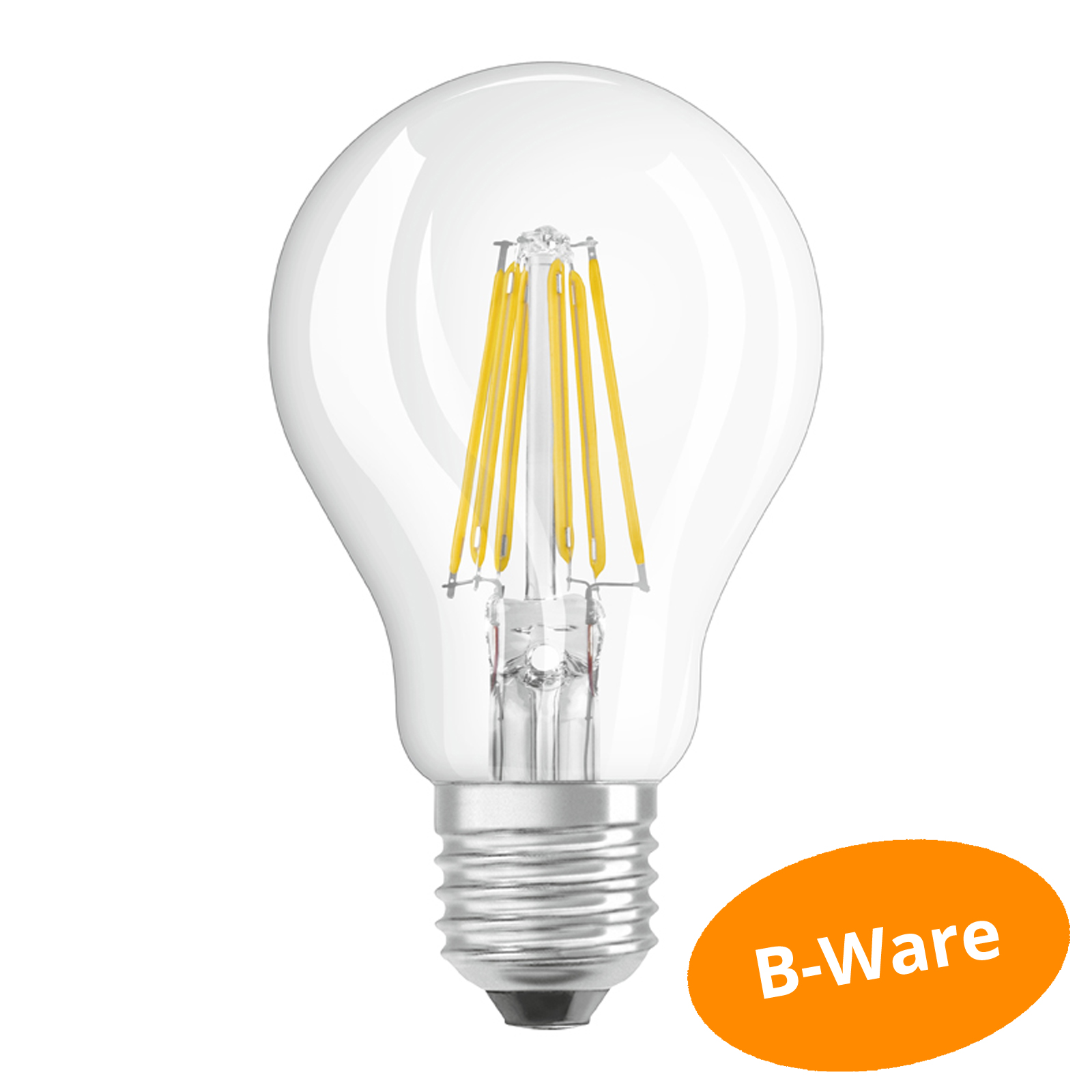 osram led retrofit classic a 75 e27 8 watt wie 75 watt 1055 lumen warm white ebay. Black Bedroom Furniture Sets. Home Design Ideas