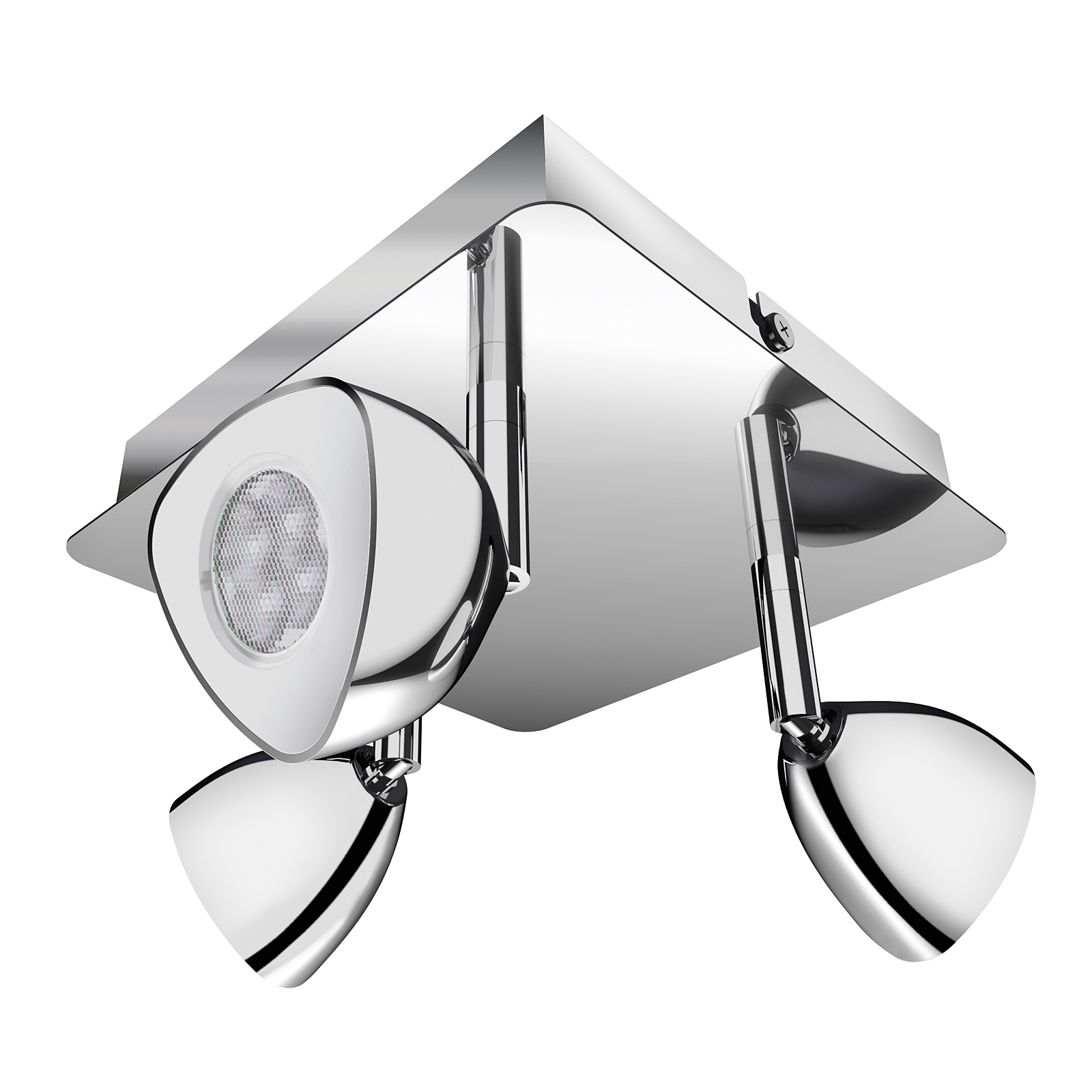 osram calyx triple spot led deckenleuchte 15w 970 lumen. Black Bedroom Furniture Sets. Home Design Ideas
