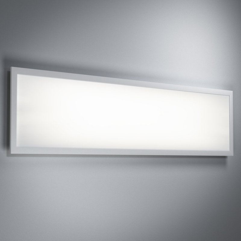 osram planon plus remote cct led panel 30 watt tunable white 2800 lumen 120x30cm ebay. Black Bedroom Furniture Sets. Home Design Ideas