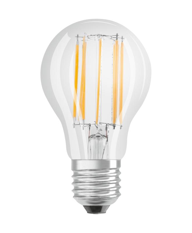 osram led retrofit classic a 94 e27 11 watt wie 95 watt 1420 lumen warm white. Black Bedroom Furniture Sets. Home Design Ideas